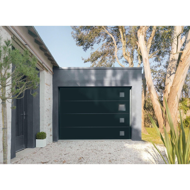porte de garage hauteur 1 90m
