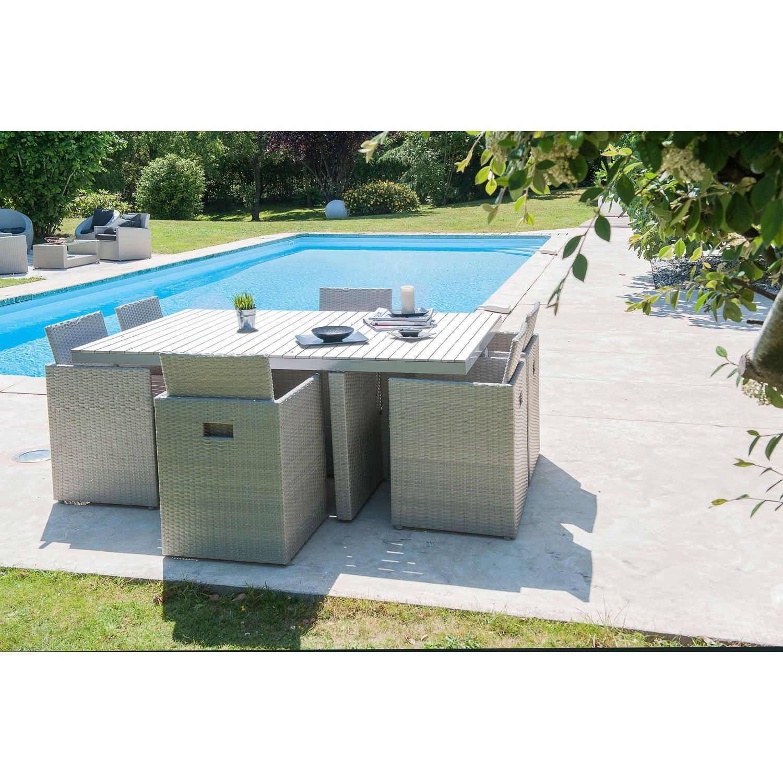 Salon De Jardin Tress. Affordable Salon Table Salon De Jardin ...