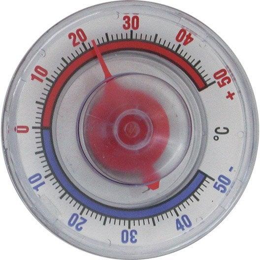 Thermom tre aiguille gpi 0321050 01 leroy merlin - Hygrometre leroy merlin ...