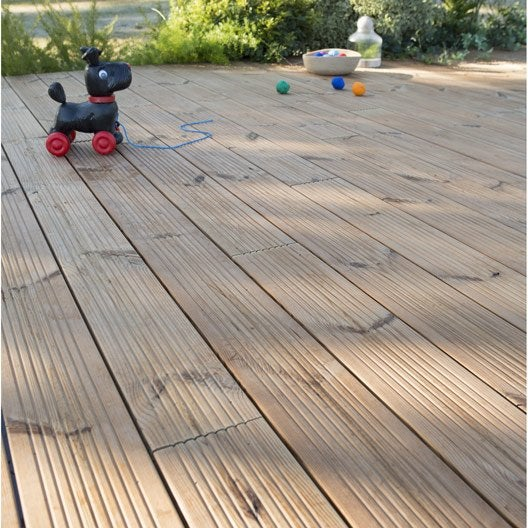 Pin Dalle Terrasse Clipsable Composite Brun on Pinterest