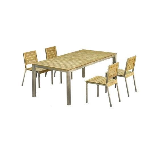 Beautiful Table Salon De Jardin Bricomarche Photos - Amazing House ...