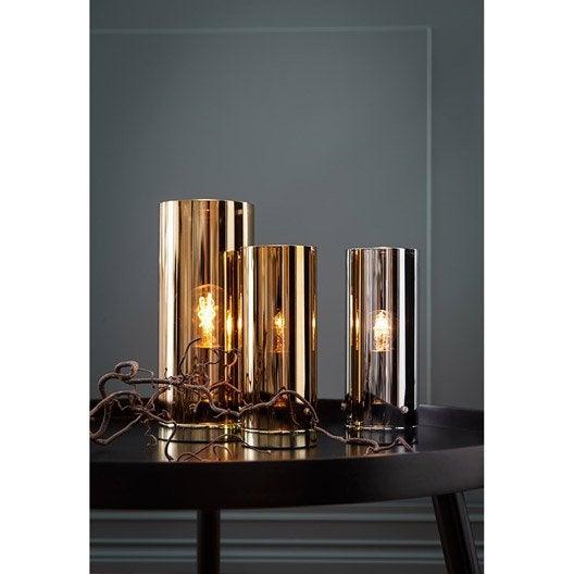 lampe e14 storm 9 markslojd 25 w leroy merlin. Black Bedroom Furniture Sets. Home Design Ideas