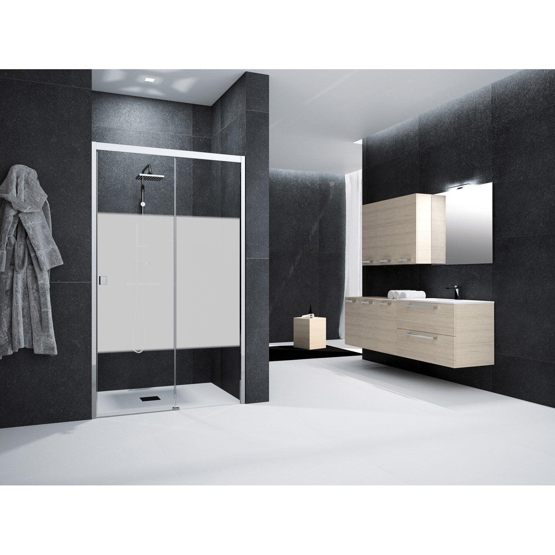 porte de douche coulissante 120 cm s rigraphi neo. Black Bedroom Furniture Sets. Home Design Ideas