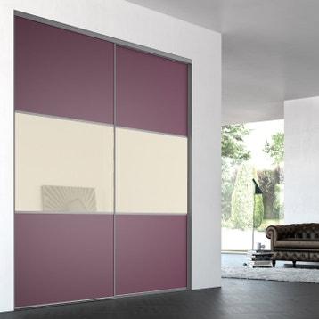 porte de placard coulissante sur mesure iliko link de 20 60 cm - Porte De Placard Originale