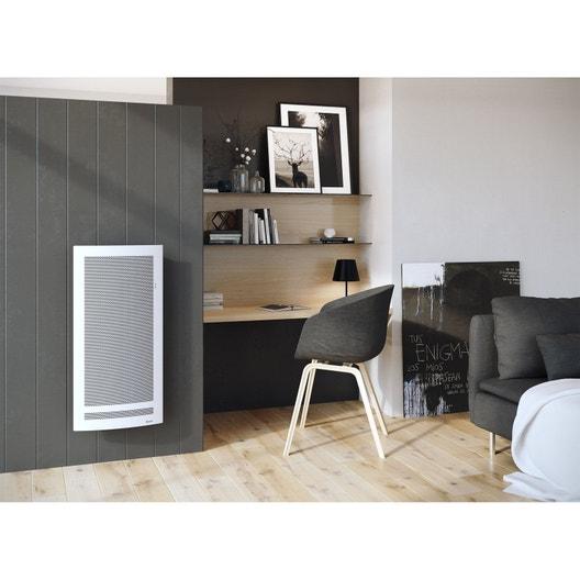 radiateur lectrique rayonnement sauter sundoro vertical. Black Bedroom Furniture Sets. Home Design Ideas