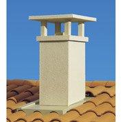 Sortie de toit POUJOULAT 230 mm