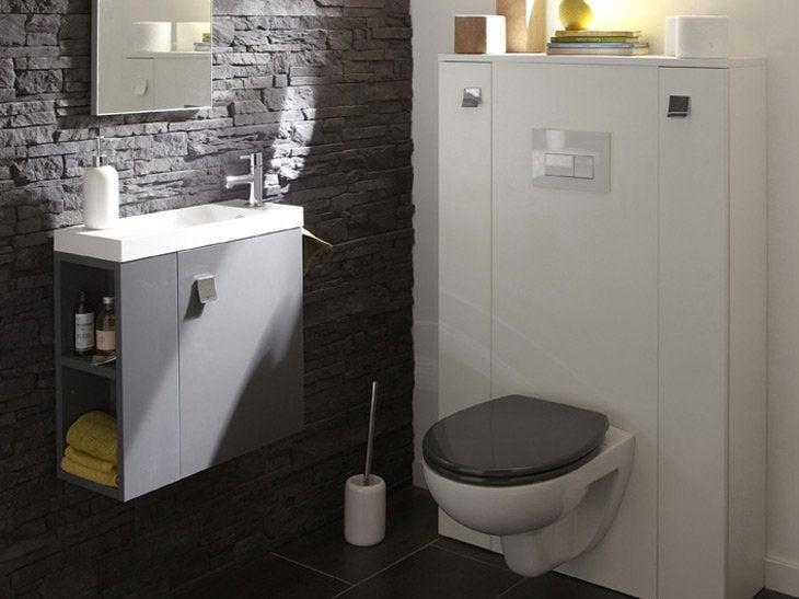Wc dans salle de bain interdit le carrelage mural pour la for Remplacer carrelage salle de bain