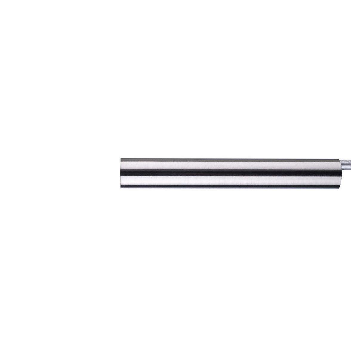 tringle rideau chic chrom bross 250 cm inspire leroy merlin. Black Bedroom Furniture Sets. Home Design Ideas