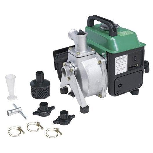 Pompe arrosage essence ribiland prmpp063 18000 l h leroy merlin - Pompe a eau electrique leroy merlin ...