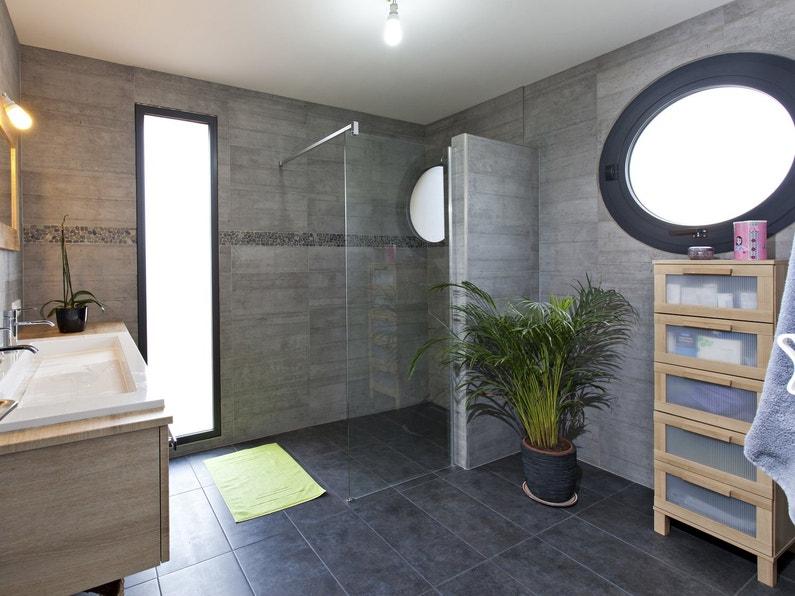 la salle de bains de st phane colomiers leroy merlin. Black Bedroom Furniture Sets. Home Design Ideas