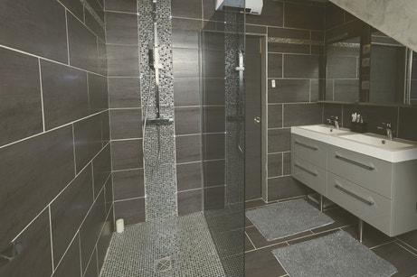 La salle de bains d'Emilie à Thumeries