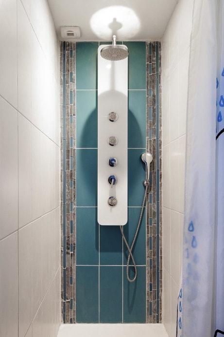 La douche à l'italienne de Stéphanie à Osny