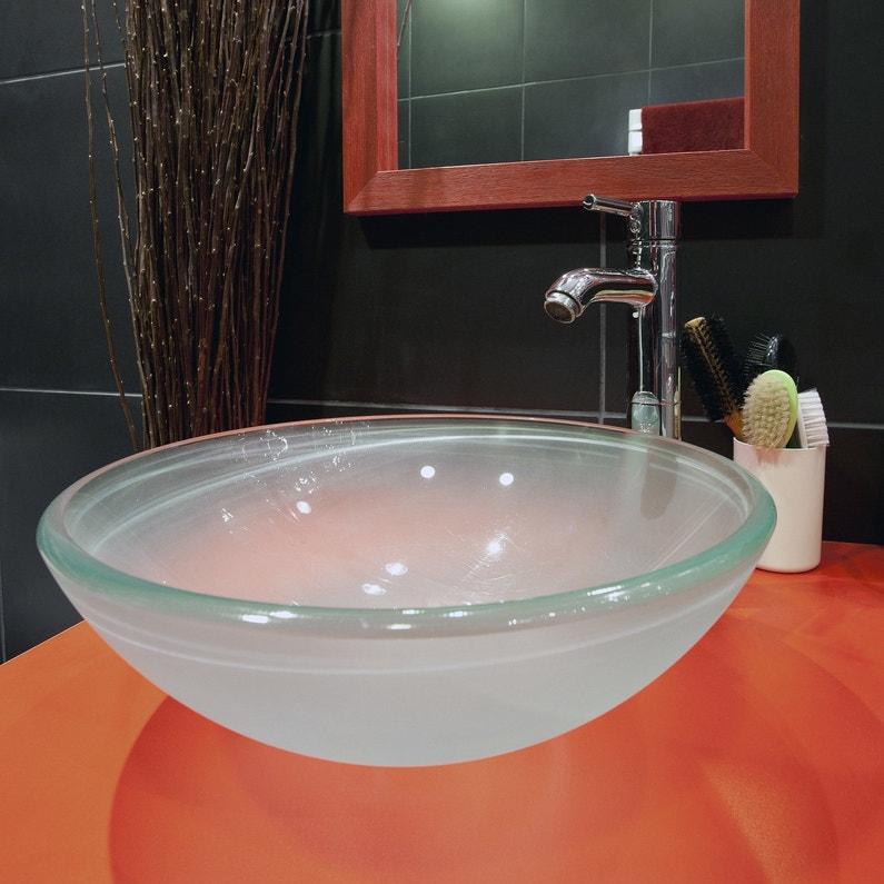 La vasque poser le coup de c ur for Poser une vasque salle de bain