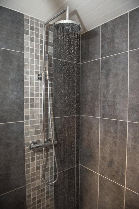 La douche de Fanny à Ingré