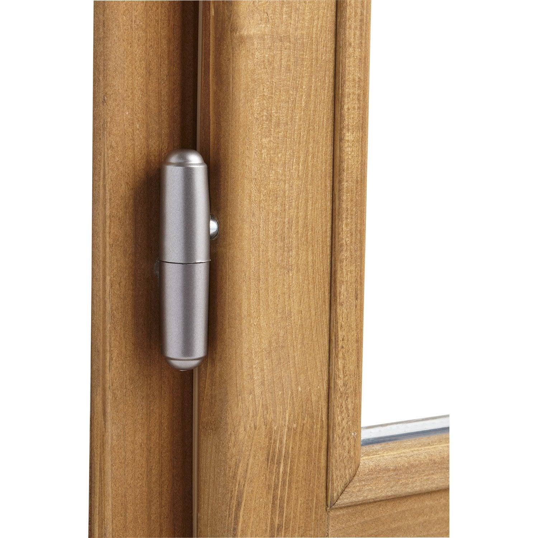 Cache Paumelle Pour Fenêtre Et Porte Fenêtre Leroy Merlin - Paumelle porte bois