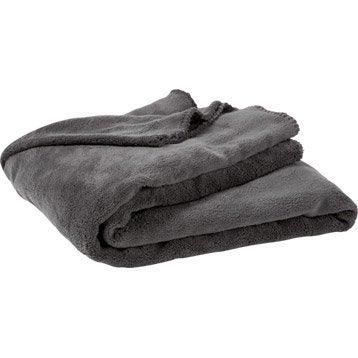 plaid coussin plaid et pouf leroy merlin. Black Bedroom Furniture Sets. Home Design Ideas