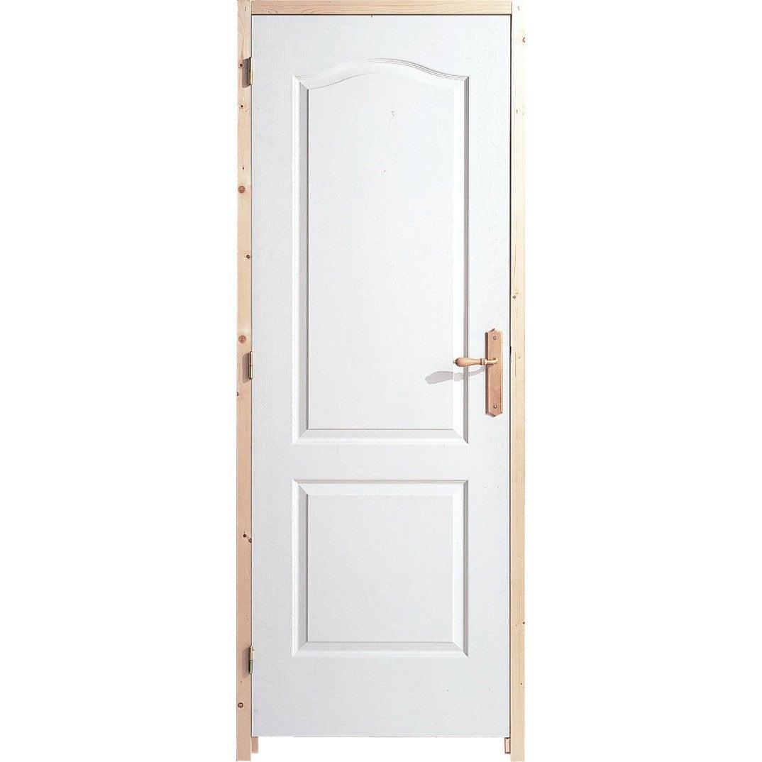 Bloc Porte Acoustique Postformé H.204 X L.73 Cm