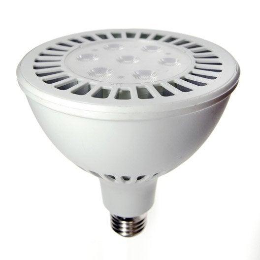 ampoule r flecteur led 13 5w 750lm quiv 100w e27 6500k 30 lexman leroy merlin. Black Bedroom Furniture Sets. Home Design Ideas