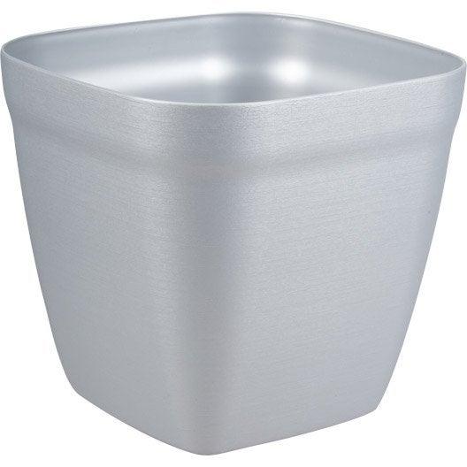 bac polypropyl ne r serve d 39 eau bhr x x cm aluminium leroy merlin. Black Bedroom Furniture Sets. Home Design Ideas