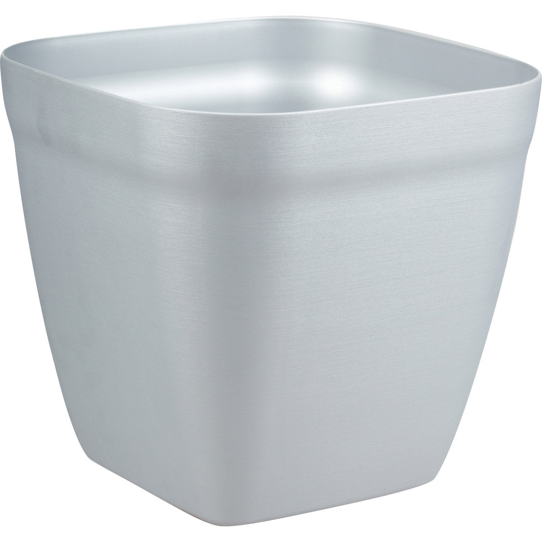 bac r serve d 39 eau bhr x x cm aluminium leroy merlin. Black Bedroom Furniture Sets. Home Design Ideas