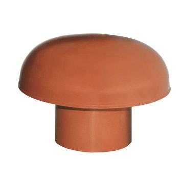 Chapeau de ventilation toiture charpente et bardage au for Prix tuile mecanique en verre