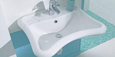 Salle De Bain Pour Personne Age Barre Duappui Inox With Salle De - Salle de bain pour personne agee