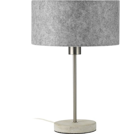 Lampe de chevet lampe de salon leroy merlin for Lampe de chevet london