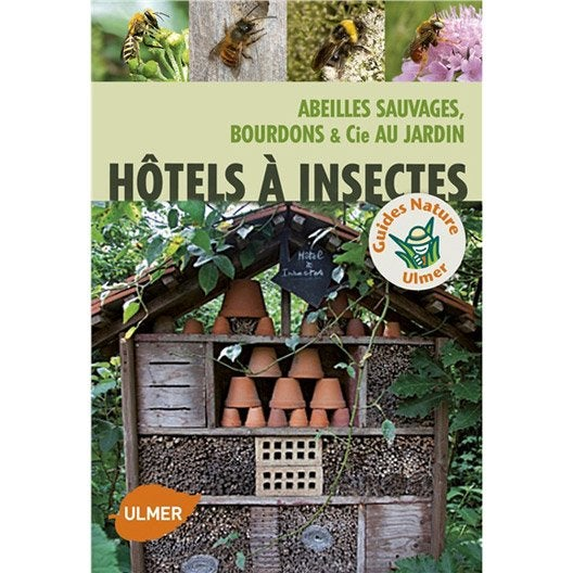 Mon h tel insectes ulmer leroy merlin for Hotel a insecte coccinelle