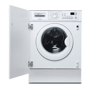 Lave-linge encastrable ELECTROLUX 7 blanc