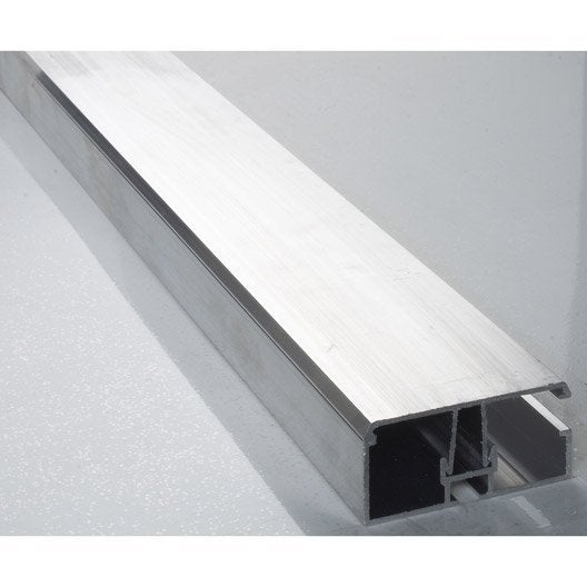 Profil obturateur aluminium leroy merlin - Prieel aluminium leroy merlin ...