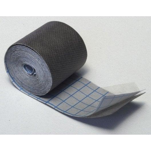 ruban adhésif pour plaque ep. 32 mm, l.5 m   leroy merlin