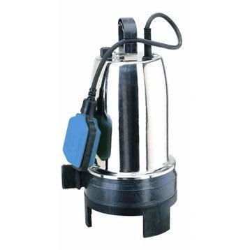Pompe d'évacuation eau chargée FLOTEC Fp14kvx 14000 l/h