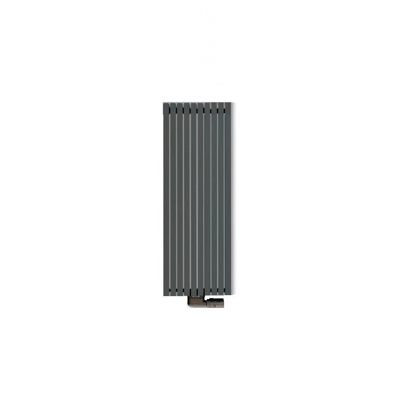 radiateur chauffage central carr noir sabl cm 871 w leroy merlin. Black Bedroom Furniture Sets. Home Design Ideas