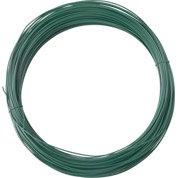 Fil d'attache vert, l.50 m x P.1.1 mm
