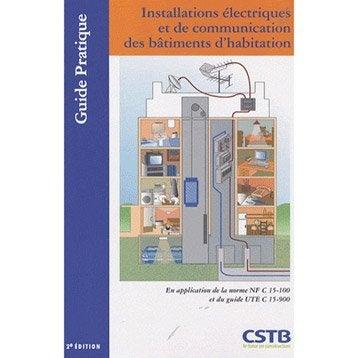 Installations électriques et de communication des bâtiments d'habitation, Cstb