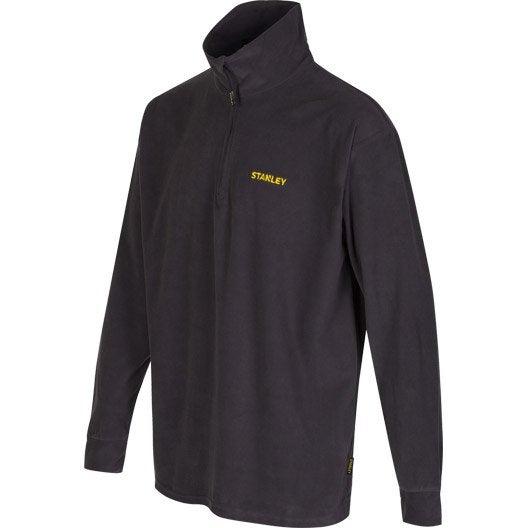 kit pantalon tee shirt genouill res de travail stanley stanley noir taille leroy merlin. Black Bedroom Furniture Sets. Home Design Ideas