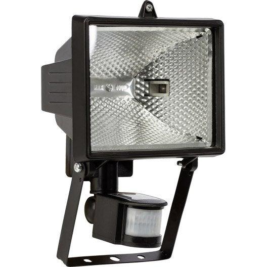 projecteur extérieur - eclairage jardin | leroy merlin - Eclairage Exterieur Detecteur Automatique