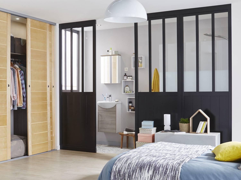 cloison amovible atelier divers r sineux et feuillus blanc leroy merlin. Black Bedroom Furniture Sets. Home Design Ideas