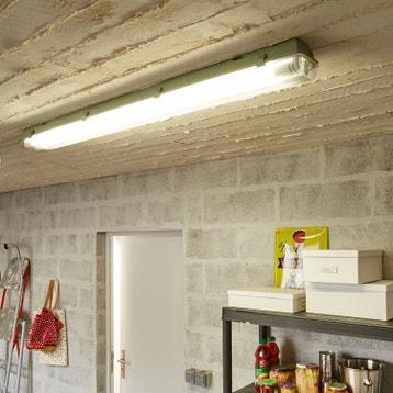 Eclairage Garage Cave Grenier Reglette Led Neon Au Meilleur Prix