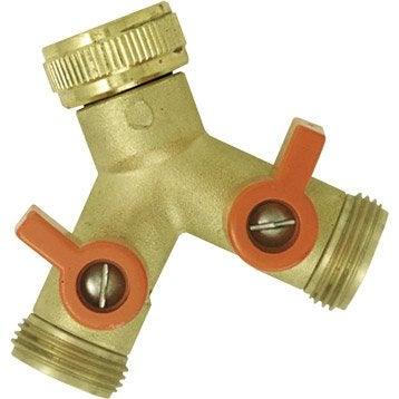 Sélecteur nez de robinet femelle / mâle 20/27 mm BOUTTE