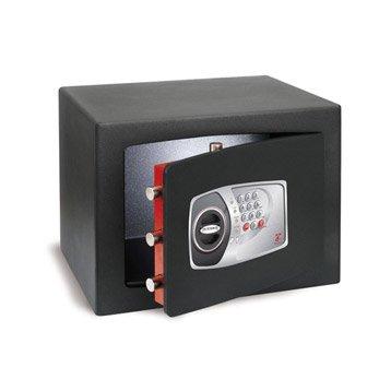 Coffre-fort haute sécurité à code TECHNOMAX, H35xl47xP35cm, 47L
