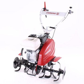 Motobineuse à essence STERWINS LM2 HD 160 cm³