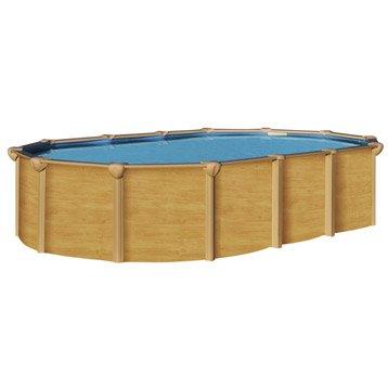 Piscine piscine et spa leroy merlin for Video montage piscine hors sol acier trigano