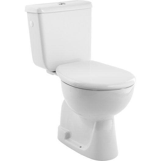 pack wc poser sortie verticale dado leroy merlin. Black Bedroom Furniture Sets. Home Design Ideas