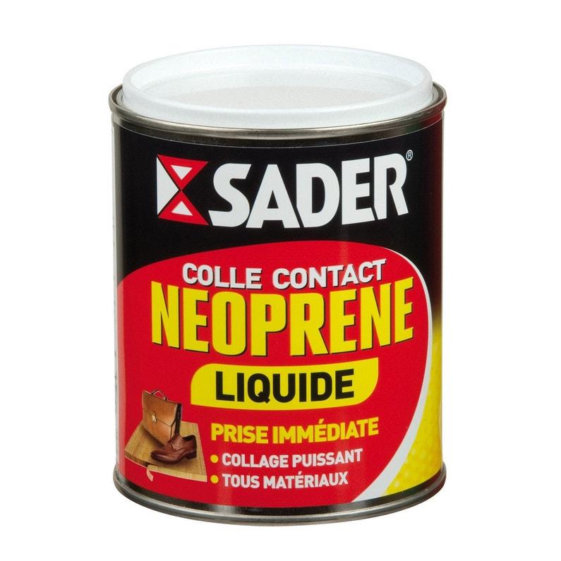 Colle Néoprène Liquide Multi Usages Sader 750ml