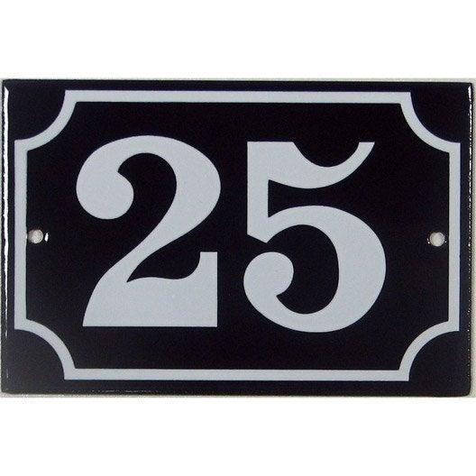 plaque 25 en acier leroy merlin. Black Bedroom Furniture Sets. Home Design Ideas