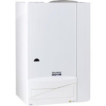 Chaudière murale gaz instantanée ELM LEBLANC Acleis nglm24-5hn cf 24 kW