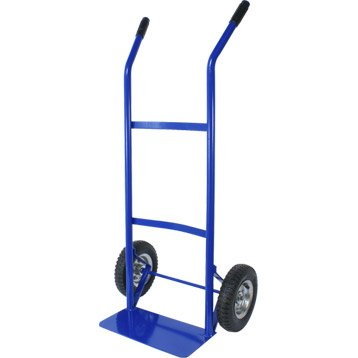 Diable rigide acier, charge garantie  200 kg