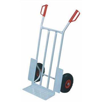 Diable rigide aluminium, charge garantie  200 kg