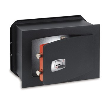 coffre fort lectronique code coffre fort et caisse monnaie leroy merlin. Black Bedroom Furniture Sets. Home Design Ideas